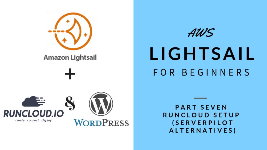 AWS Lightsail RunCloud SEtup