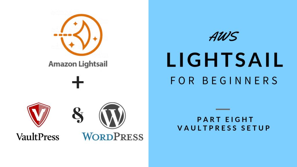 AWS Lightsail - VaultPress